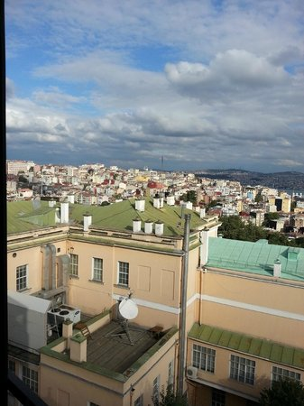 Richmond Hotel Istanbul: Another breathtaking view
