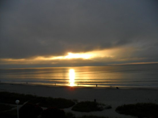 Palmetto Shores Oceanfront: Sunrise