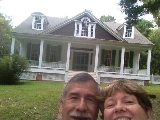 Rosemont Plantation: Rosemont home