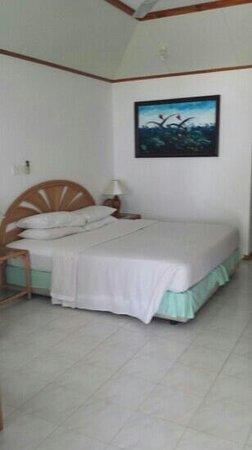Sun Island Resort: la chambre....