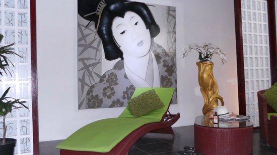 Bonsai Villas : Inside our Villa