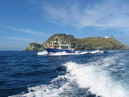 Promenades en Mer du Cap Corse San Paulu