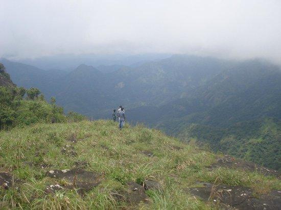 Urumbi Hill Palace Plantation Resort : Suicide Point