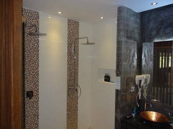 Le Sen Boutique Hotel : shower