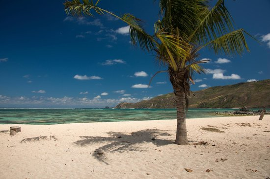 Kuta Bay Homestay : plage de Kuta