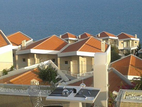 Proteas Blu Resort: Αρχιτεκτονική του ξενοδοχείου