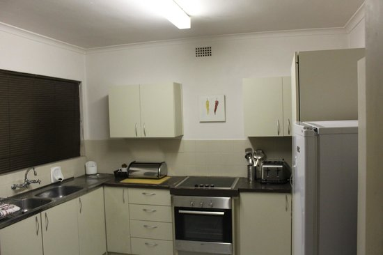 Smithland Self Catering Apartments: Kitchen