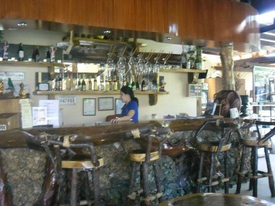 Casa Fuerte B&B: resto bar