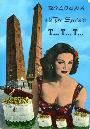 Osteria Bolognese: Bologna e le 3 T...