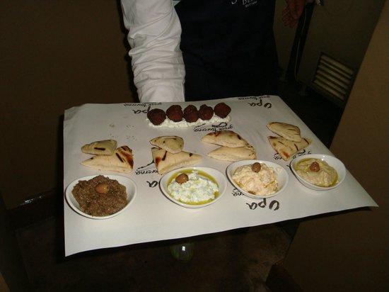 Opa Greek Taverna: Yum!