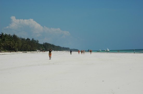 Baobab Beach Resort & Spa: spiaggia