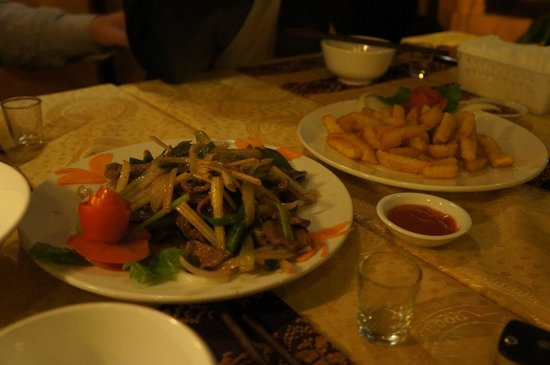Viet Cuisine Restaurant: In