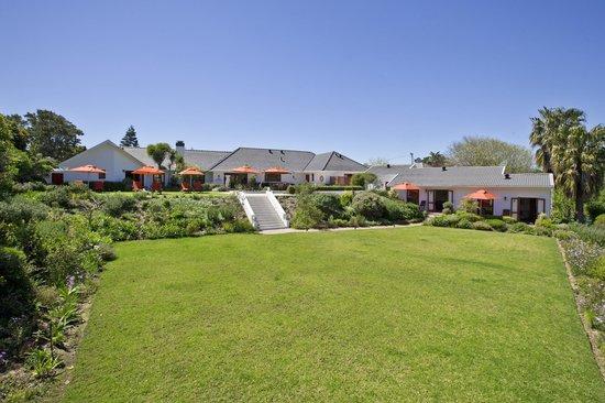 Dongola Guest House: Back garden 2013