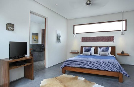 Pulau Boutique Villas: Bedroom