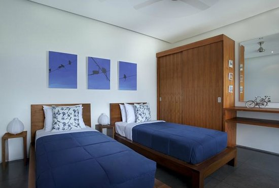 Pulau Boutique Villas: Twin Room