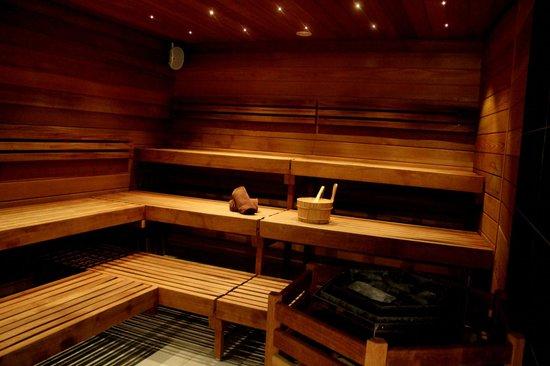 Sydthy Kurbad: Finsk sauna