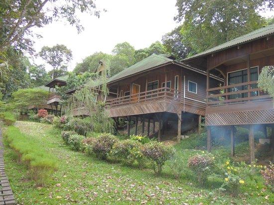 Myne Resort: chalets
