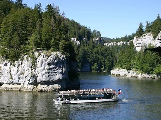 Bateaux du Saut du Doubs l'Odyssée au coeur des Bassins du Doubs
