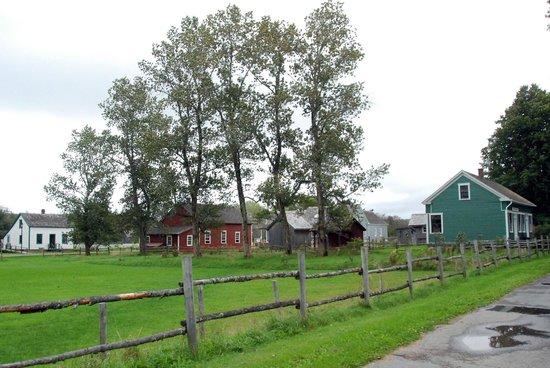 Sherbrooke Village : Pasture
