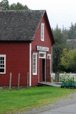 Sherbrooke Village : Blacksmith