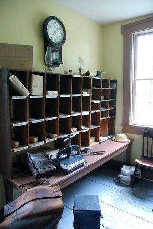 Sherbrooke Village : Post Office
