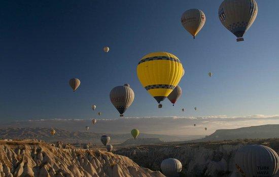 Brindis - Picture of Istanbul Balloons, Goreme - TripAdvisor