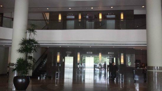 Grands I Hotel: lobby