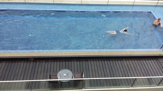Grand I Hotel: swimming pool