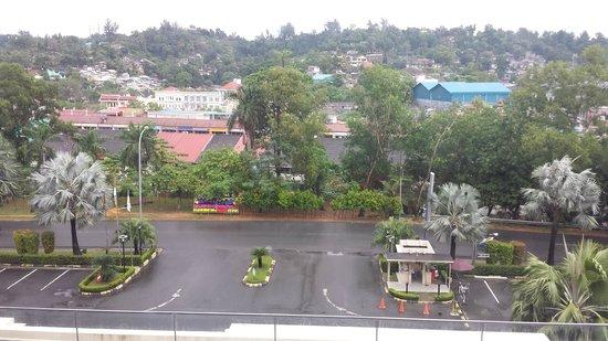 Grand I Hotel : view