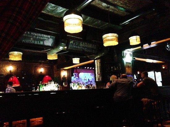 Mumiy Troll Music Bar: Атмосфера внутри
