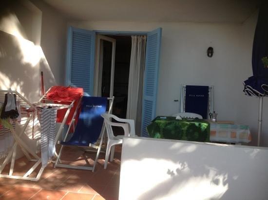Residence Villa Ravino: la mia stanza
