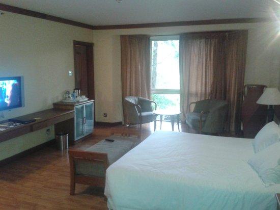 Golf Course Hotel: Chambre