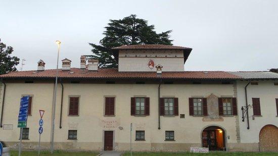 Osteria della Pioda: Il vecchio borgo agricolo del '600