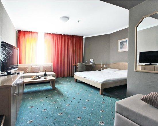 Pracharna Park Hotel Olomouc: Double room
