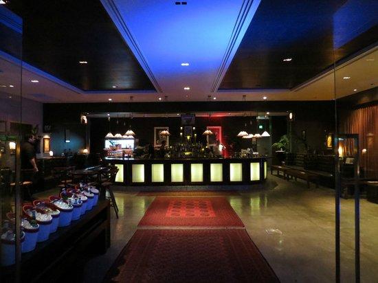 Goldfish Bar & Kitchen: GRAND ENTRANCE