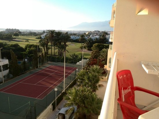 Apartamentos Fenix Beach: Vista desde h841