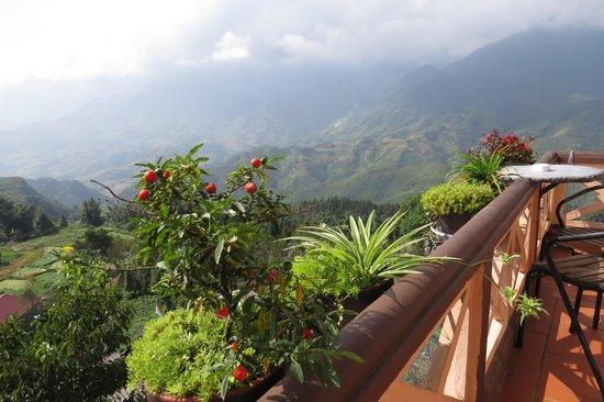 Sapa Unique Hotel: View