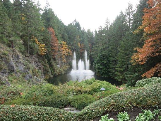 Butchart Gardens: Gorgeous