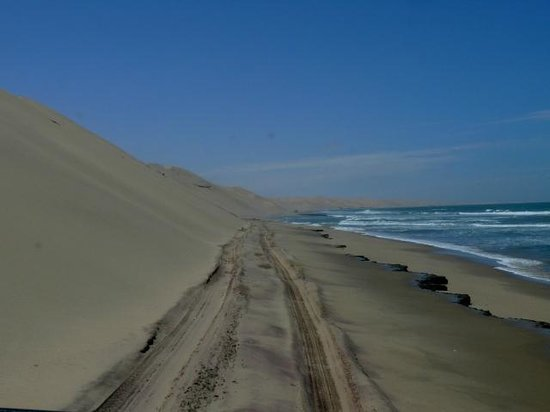 Photo Ventures Namibia - Day Tours: Ocean and dunes meet