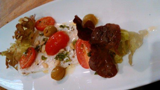 Sale e Pepe: filetto di pesce alla siciliana