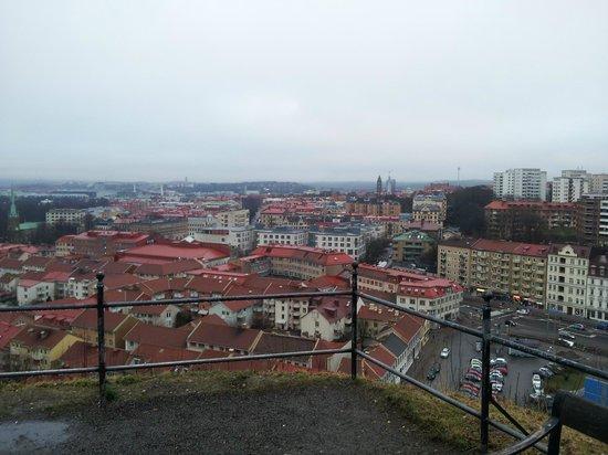 Skansen Kronan : Vy