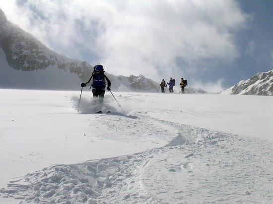 Alpine School Bergaufbergab: Freeeride Arlberg