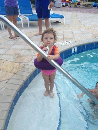 Phoenix on the Bay: great swim tube