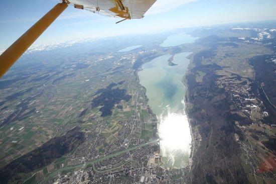 Swissboogie Parapro SA: Rundflug inklusive