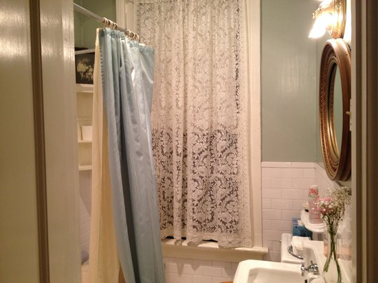 The Inn San Francisco: Even tho share bathroom also ok!