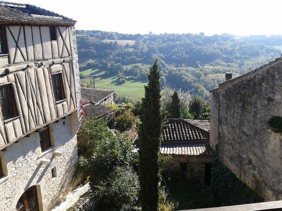 Chez Delphine : View