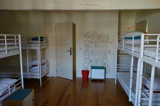 Santiago 31 Hostel: Dortoir