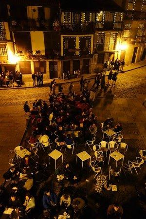 Santiago 31 Hostel: Vue de la chambre