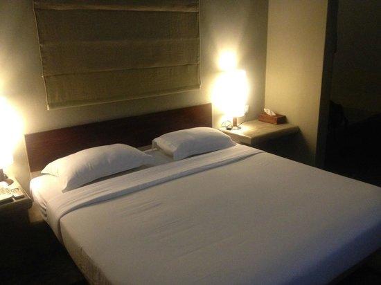 Taru Villas - Lake Lodge : Comfy beds.