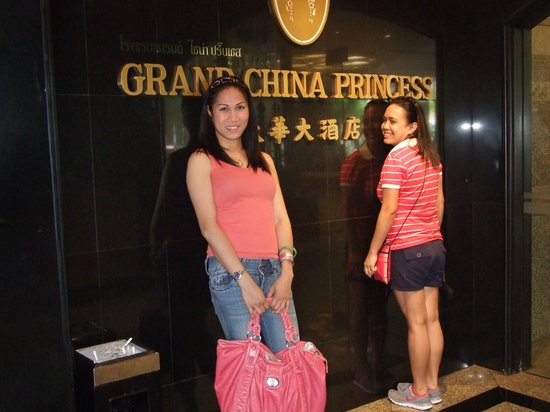 Grand China Hotel: The Hotel